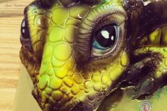 George's Fondant Dragon